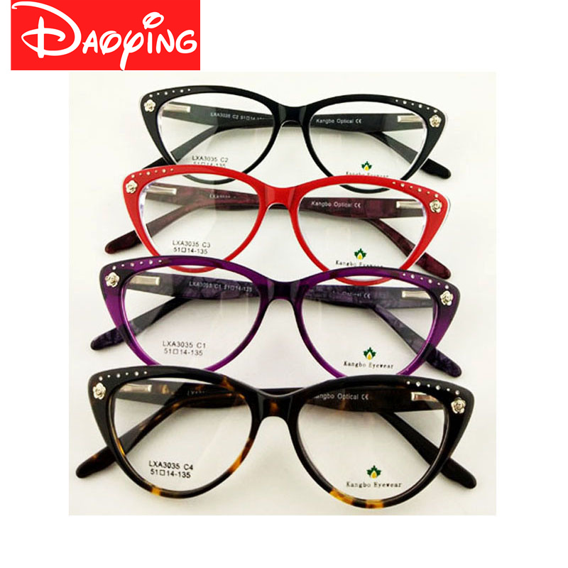 (10 unids / lote) venta al por mayor Nuevos marcos de anteojos de - Accesorios para la ropa