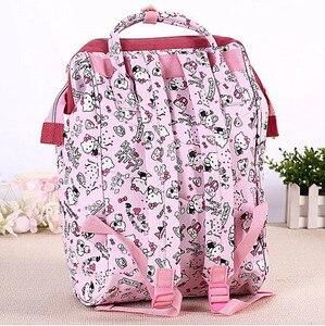 Image 3 - ใหม่น่ารักHello Kittyกระเป๋าเป้สะพายหลังกระเป๋าโรงเรียนกระเป๋าYey 6601