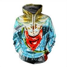 Dragon Ball Hoodies (7 Designs) (2017 Models)