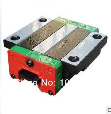 6pcs 100% brand new Hiwin HGW30CA blocks match with hgr30 guide way brand new a155 6 48 288