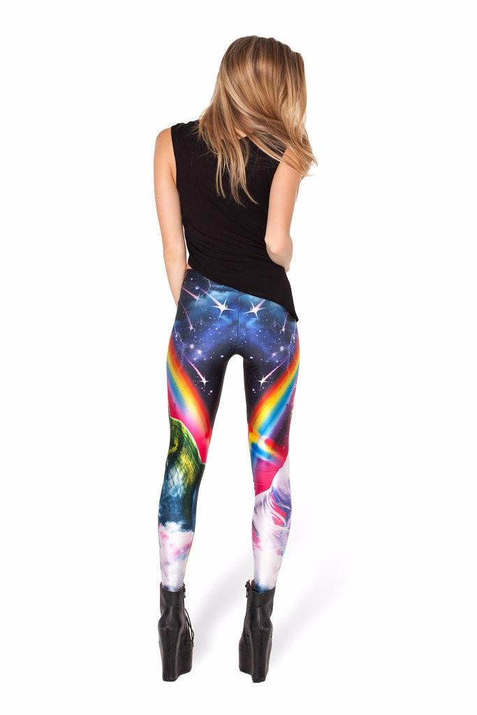 3D Print Rainbow Unicorn Leggings