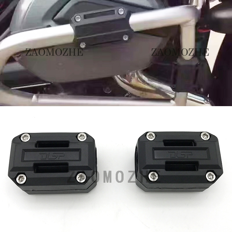 For <font><b>BMW</b></font> R1200GS <font><b>R1200RT</b></font> R1200RS R1200ST Engine Protection Bumper Decorative Block Dismantling Installation 22/25/28mm Diameter image