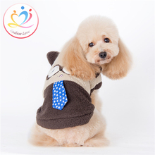 New arrival cute rabbit cheap pet puppy Clothes Vestidos dog Coat pets apparel dog cat vest small for chihuahua clothing yorkie
