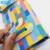 Durable conveniente Auto Acessórios Guardanapo de Papel Titular Caixa de Tecido Pala de Sol do Carro Clipe de Couro PU colorido Novo sytle frete grátis