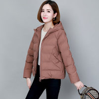 Down Jacket Female Short Coat 2018 Winter New Small Korean Style Plus Size 4xl Best Selling In Stock Women Winter Clothes