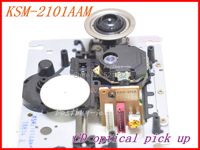 Original New HI-FI CD OPTICAL PICK UP KSS-210 KSM-2101AAM / KSM-2102AAM high quality