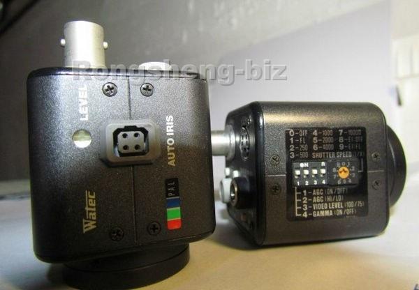 ONE USED Watec WAT-231S