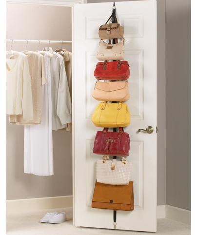 Decorative Wall Hanger For Keys Coats Hats Clothes Hanging On The Door Hook Plastic Purse