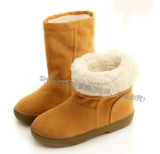 Aliexpress.com : Buy 2010 Snow boots/Anti slip shoes/Warm Wool ...