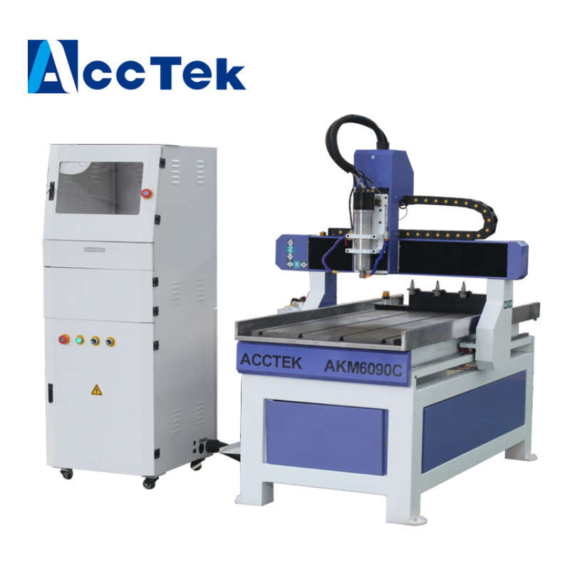 New design 2D 3D 600*900 cheap <font><b>cnc</b></font> router/ mini <font><b>6090</b></font> <font><b>atc</b></font> <font><b>cnc</b></font> router machine for sale image
