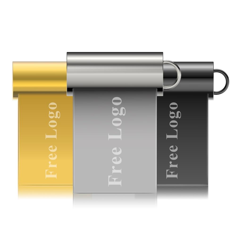 Image 5 - Mini hot sale driver stick 4GB 8GB metal material 16GB 32GB U disk flash drive 64GB 128GB free custom LOGO free shipping-in USB Flash Drives from Computer & Office