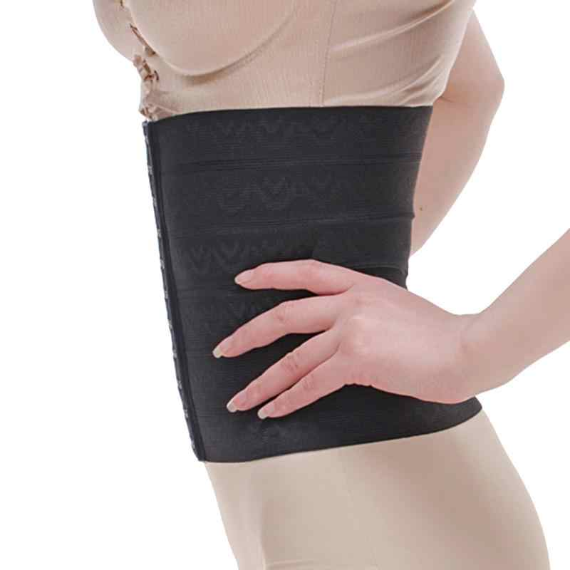 21cm pós-parto cintura feminina magro shaper corpo respirável puerperal cintura cincher controle espartilho cintura trainer emagrecimento cinto