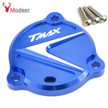 цена на Motorcycle Accessories tmax530 Frame Hole Front Drive Shaft Cover Guard protector For Yamaha T-max Tmax 530 DX SX 2012-2018 2019