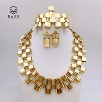 22k Gold Jewelry Arabic Jewelry Set Ethiopian Jewelry Set Gold Plated Bijoux Or Plaque Or Arabe