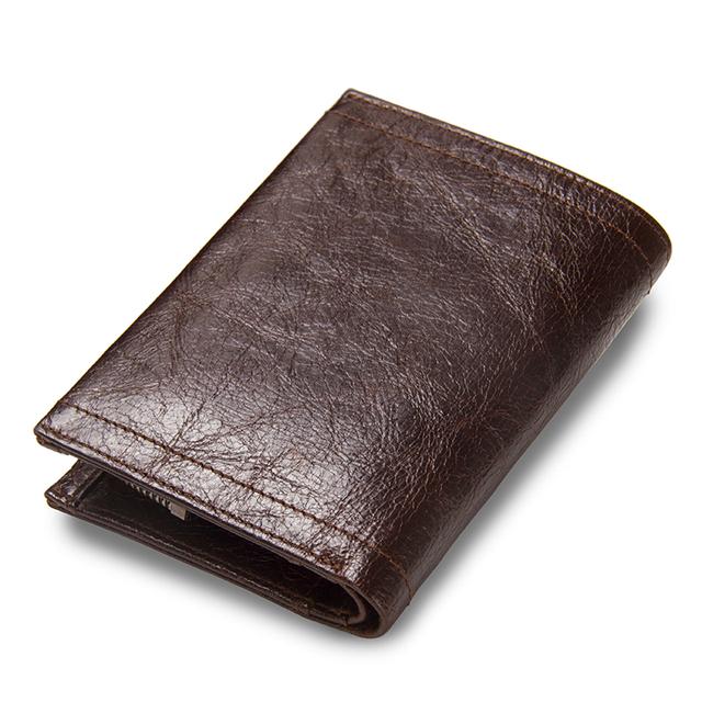100% Genuine Leather Vintege Wallet