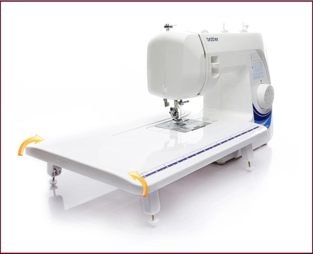 Extension Table For Brother Sewing Machine GS40 GS40 GS40 Awesome Adjustable Sewing Machine Extension Table
