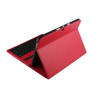 Fashion Detachable Wireless Bluetooth Keyboard Leather Protector Case Cover For Samsung Galaxy Tab 4 8 0