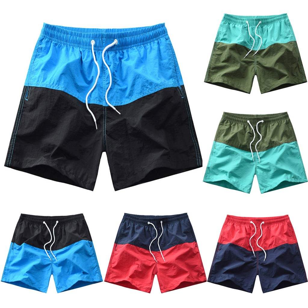 2019 Men Beach Shorts Brand Quick Drying Short Pants Casual Clothing Shorts Homme Outwear Shorts Men Plus Size XL-3XL Free 3.21