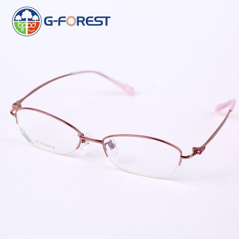 Ultraligero Titanium anteojos Marcos lectura gafas mujeres 2016 espectáculo  Marcos con caja estilo clásico prescripción Eyewear 922 bce7fea148
