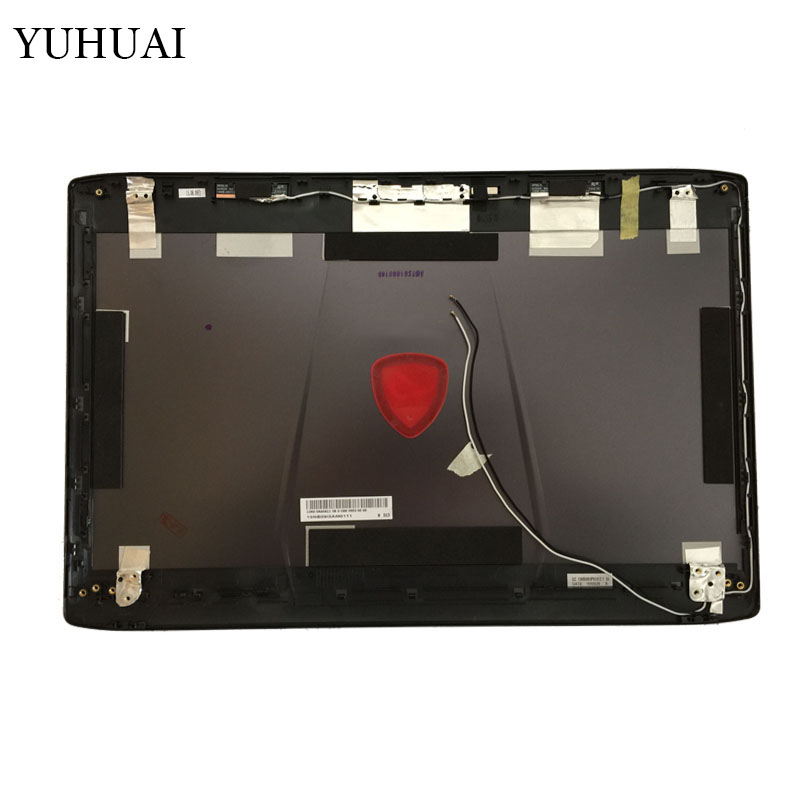 Laptop LCD Top Cover For ASUS GL552 Series GL552 GL552JX GL552VX GL552VL GL552VW A Shell new laptop for asus a53t k53u k53b x53u k53t k53t k53 x53b k53ta k53z top lcd plamrst cover bottom cover hinges speaker jack