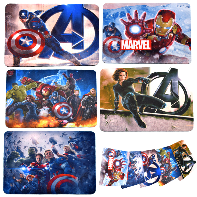 SENLIFANG 220*180mm Small Gaming Mouse Pad Mouse Mat Speed Control Version For Internet Bar Iron Ma Mouse Pad