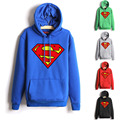 Women Men 3D Superman Sweatshirts diamond hoodie sweats Hoodies pullover Jumper Pull femme hoody sudaderas Moletons Plus Size