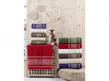 Набор полотенец DO&CO, GREEK, 50*90 см, 6 предметов