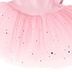Image 4 - BAOHULU Ballet Dress Tutu Big Bow Dance Ballet Dance Costumes for Girls Ballet tutu  Dance Wear Leotards Gymnastics Dress Tutu