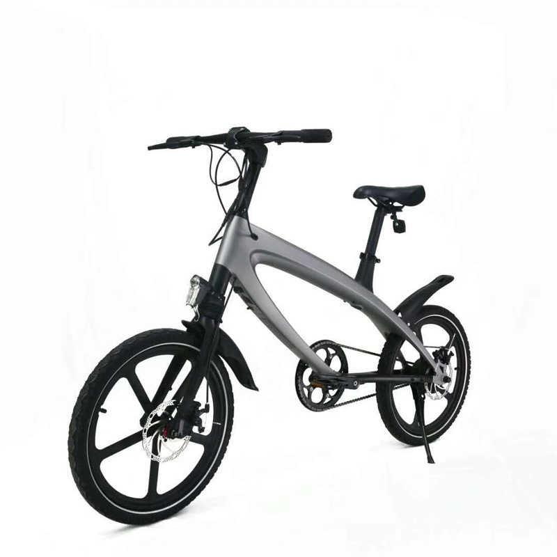 E Bike Controller Schematic 36v
