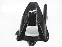 Twill weave Carbon Fiber Rear Hugger Chain Guard For BMW S1000RR 2009 2010 2011 2012 2013 2014 2015 S1000R 2014 2015