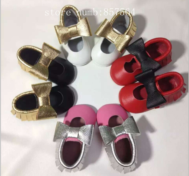 Girls mary jane Genuine Cow Leather Baby Moccasins shoes Soft Moccs Baby Shoes Newborn Baby firstwalker Anti-slip Infant Shoes