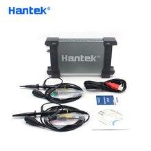 Hantek официальный 6022BE ноутбук USB цифровой осциллограф 2 канала 20 МГц Портативный Osciloscopio