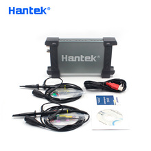 Hantek Offizielle 6022BE Laptop PC USB Digital Storage Virtuelle Oszilloskop 2 Kanäle 20Mhz Handheld Tragbare Osciloscopio