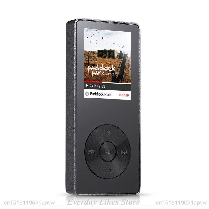 BENJIE K9 Portable 1 8 inch FM Radio E book 8G Memory Storage MP3 Music Lossless