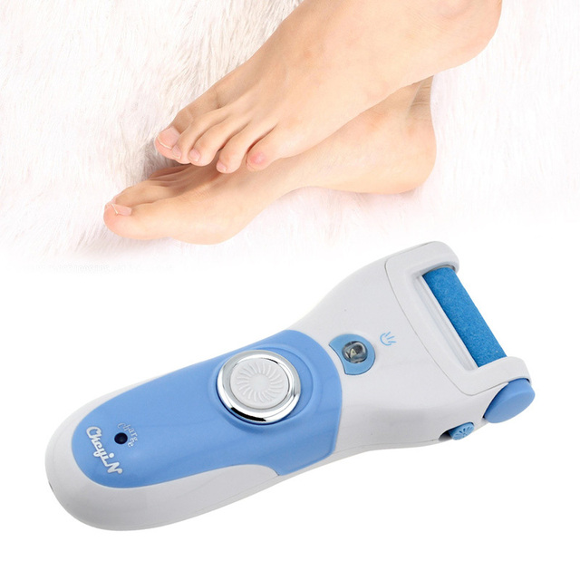 Express Dead Skin Removal Feet Care Tool +4Pcs Extra Roller Electric Foot Heel Cuticles Remover Foot Care Pedicure Machine 4950