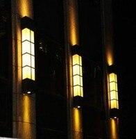Comparar Continental Luz de césped luces de jardín de paisaje al aire libre impermeable de la Villa