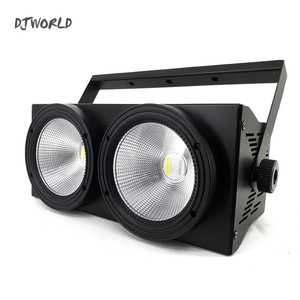 Image 3 - 2 Eyes LED 200W COB Par Light  RGBWA+UV 6in1 DMX 512 Lighting For Professional Large Stage Theater Spectator Seat