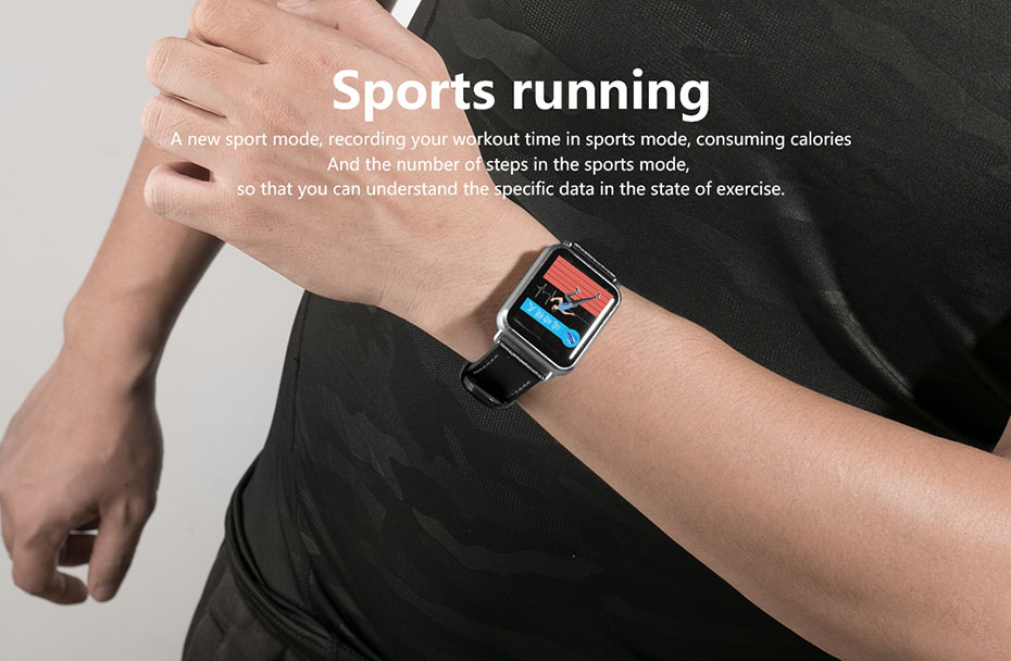 COLMI ECG Smartwatch Electrocardiography Heart Rate Monitor Smart Watch Activity Fitness Tracker Clock for IOS Android_09