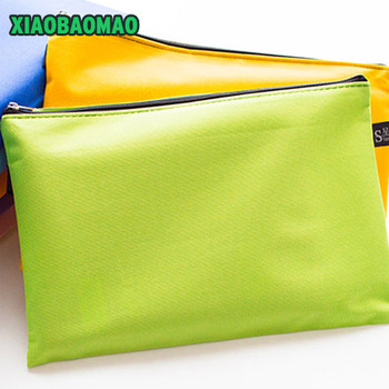 Cute A4 Bag Oxford Fabric File Folder For Documents Stationery B5 B8 A5 Document Bag School Suppliers Fichario Escolar A4 File 1