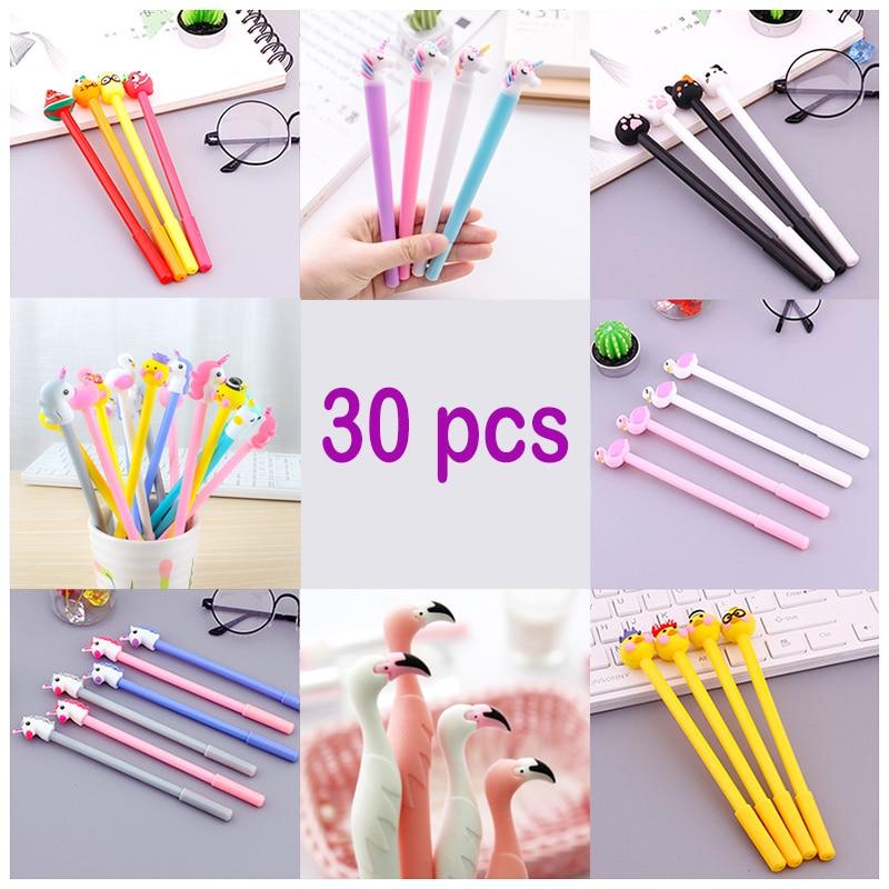 Beads & Jewelry Making Kpop Bts Bangtan Boys Cartoon Ballpoint Pen Exo Got7 Gel Pen Water Based Pen Caneta School Tools Supplies