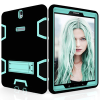 Heavy Duty Shockproof Hybrid Rubber Rugged Hard Impact Protective Skin EVA Case Cover For Samsung Galaxy