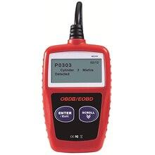 자동차 자동차 자동 진단 도구 16 핀 OBDII 표준 소켓 맞는 LCD 백라이트 화면 검색 자동차 ECU 자동차 VIN 번호