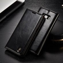 For Samsung Galaxy S8 Plus S8 S8+ Original CaseMe PU Leather Wallet Case with Card Slot Holder Flip Cover Mobile Phone Cases