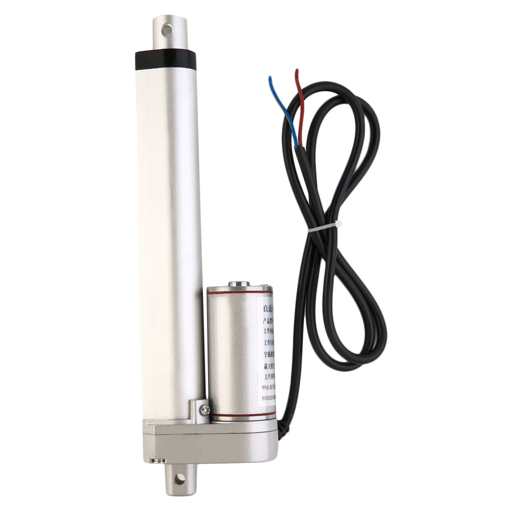 цена на Stable Running High Quality Multi-function Linear Actuator Motor DC12V 150mm Stroke Heavy Duty 500N Lift