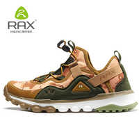 RAX New Women Hiking Shoes Hot Breathable Outdoor walking Shoes Slip-on High Quality FeMale Sneakers 60-5C345