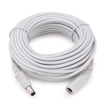 Uvusee cctv 10m(30ft) 2.1x5.5mm Dc 12v Power Extension Cable for Cctv Security Cameras Audio Camera Ip Dvr Standalone - sale item Transmission & Cables