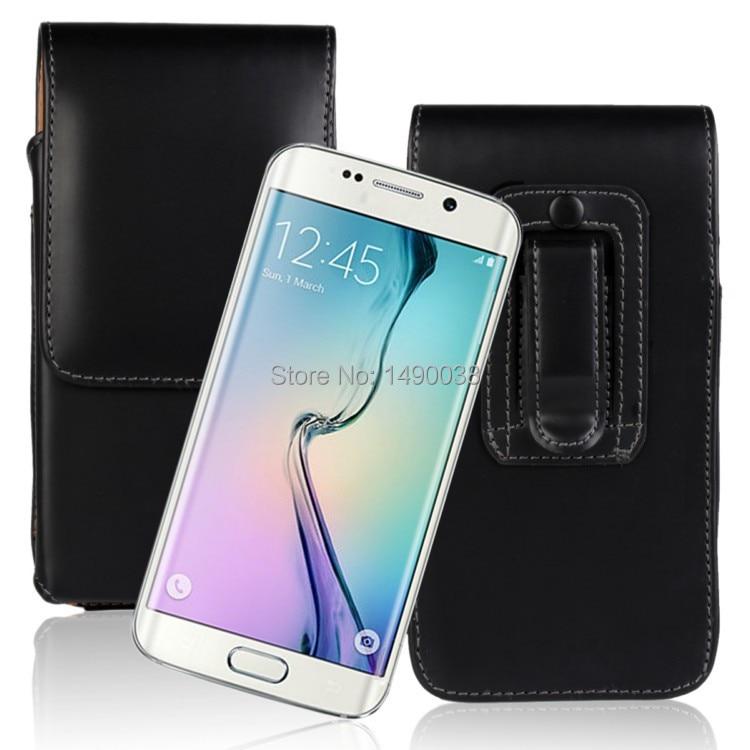Hochwertige PU-Leder Handyhülle Gürtel Clip Tasche Tasche für - Handy-Zubehör und Ersatzteile