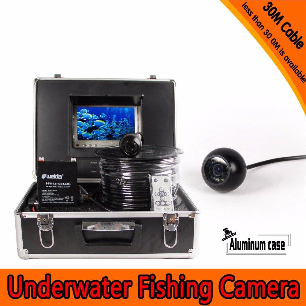 650TVL Under Water 30M Fishing Camera AV Handheld Endoscope