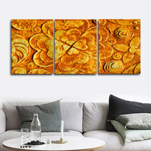 Laeacco Vintage Stone Flower Wall Artwork Canvas Painting Abstract Posters and Prints Nordic Home Decoration Living Room Decor