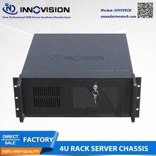 Estável 4 4urack montagem Caso IPC 1.2 2.0 0.4mmsgcc RC450 Material